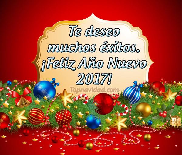 Frases cortas de feliz año nuevo 2017