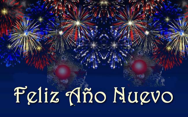 Imágenes con Frases de Feliz Año Nuevo