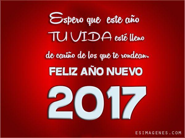 Frases de Feliz año nuevo 2017