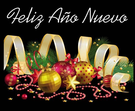 Tarjetas Postales de Feliz Año Nuevo