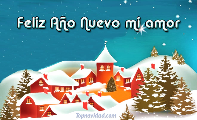 Feliz Ano Nuevo Mi Amor Imagenes Y Frases Imagenes Y Frases De