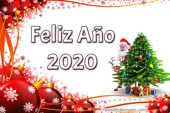 Feliz Año 2020 - Imágenes para Compartir