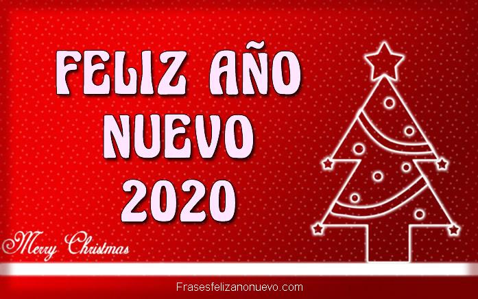 Feliz Año Nuevo 2020 para Regalar
