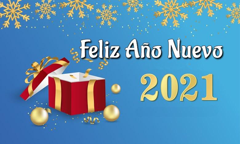 Frases Bonitas para Saludar Feliz año nuevo 2021