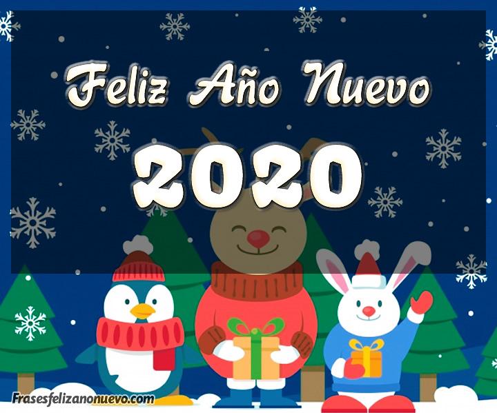Imágenes originales feliz año nuevo 2020
