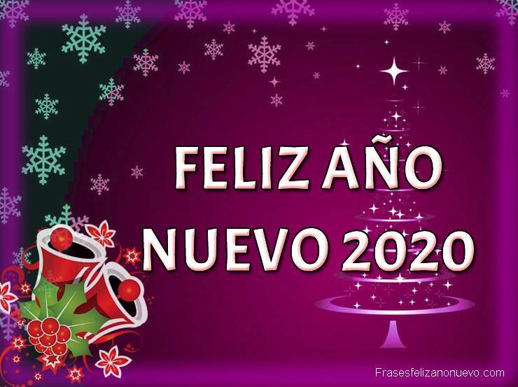 Imágenes para desear Feliz año nuevo 2020