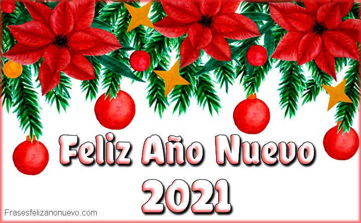 Imágenes para Felicitar Año Nuevo 2021