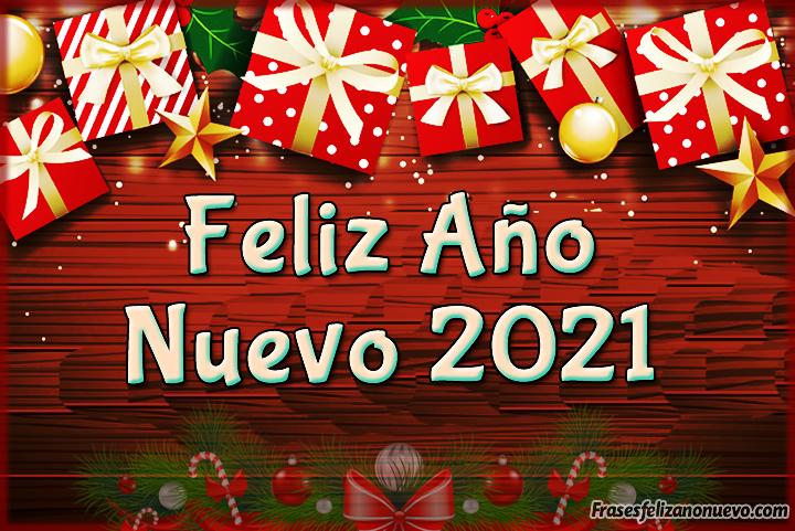 Mensajes Feliz año nuevo 2021