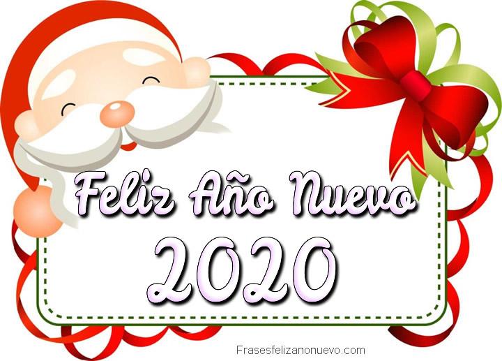 frases de año nuevo 2020 cortas